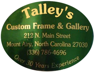 Talley's Custom Frame & Gallery
